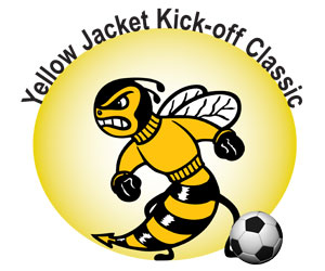 The Yellow Jacket Kick-off Classic Soccer Tournament begins today at 3 pm.