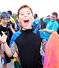 This Front Royal Summer Camp offers a combination of exciting academics and fun activities