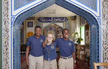 Comparative religions students can look forward to field trips to churches, synagogues, and mosques.