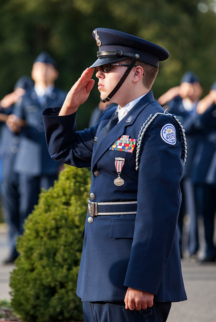 R-MA is the only full-time boarding Air Force Junior ROTC program in the country.