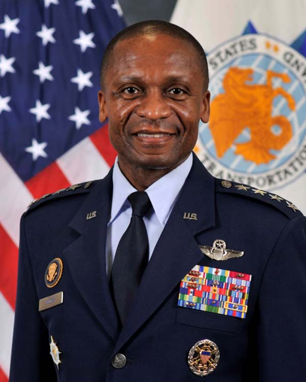 Gen Darren W. McDew, USAF, Retired, will be the speaker at Randolph-Macon Academy's graduation ceremony on May 18, 2019. Photo courtesy of US Air Force.