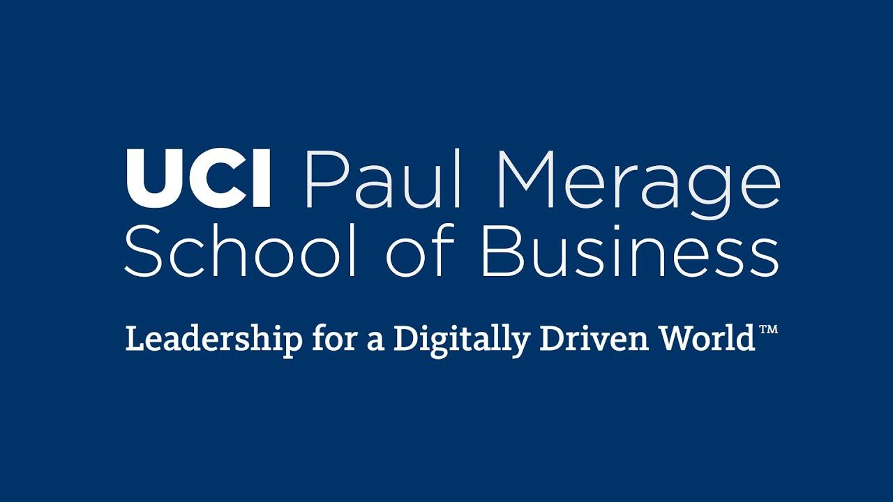 University of California-Irvine (The Paul Merage School of Business)